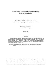 interest latest test thesis