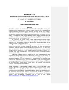 the beginnings of industrialization pdf