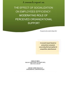 socialization of employees
