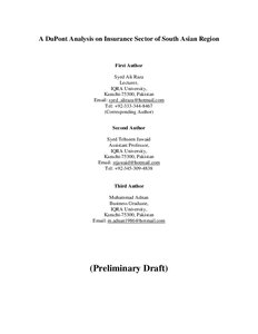 privatisation in insurance sector pdf