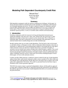 Counterparty Credit Risk Collateral And Funding Pdf
