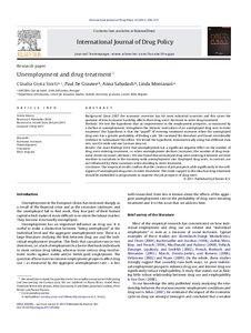 Drug rehabilitation essay