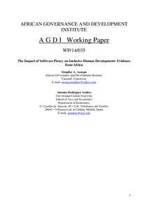 Research paper on software piracy