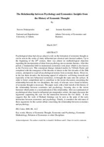 formation of relationships psychology essay