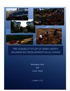 Pre-Feasibility Study of Sabah-North Kalimantan Cross-Border Value