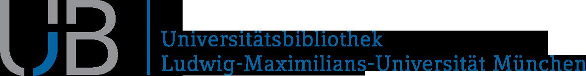 Logo of the University Library LMU Munich